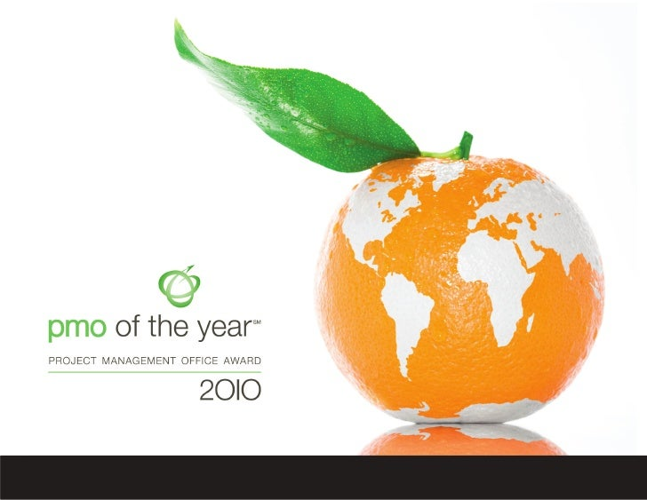 Pmo of-the-year-2010