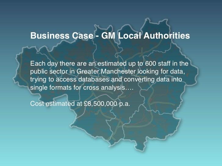 Open Data in Manchester