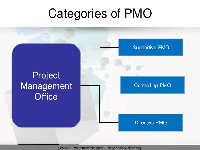pmo project management office