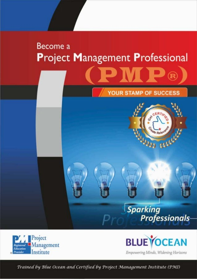 Become A Project Management Professional Pmp Uae