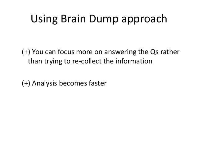 Pmp Brain