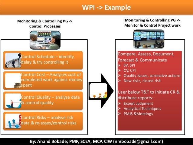 pmp key exam concepts wpd  wpi  u0026 wpr