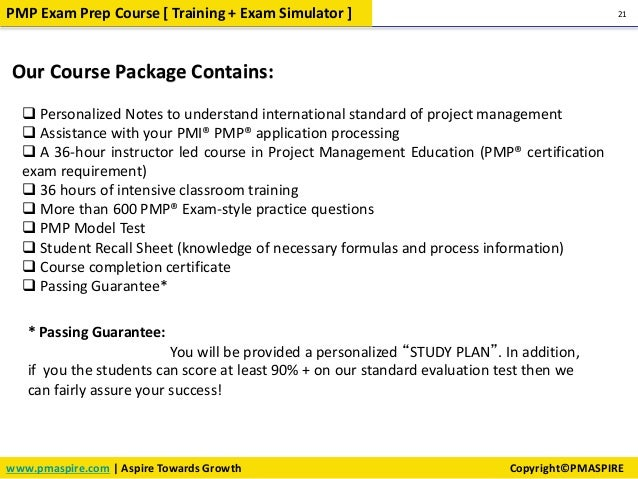 notes for pmp exam Free pmp exam questions based on pmbok guide 5th edition no login or registration required test your knowledge correct answers are presented at the end.