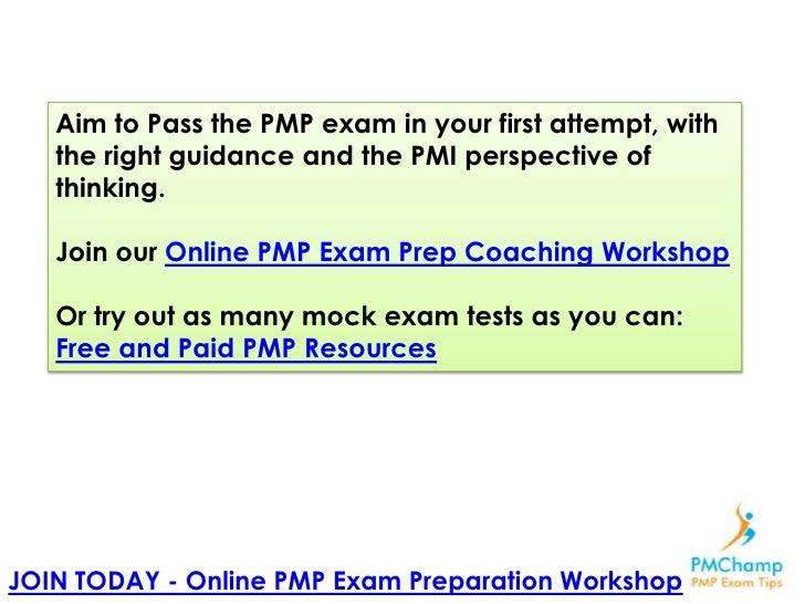 Pmp Exam Passing Score 2011