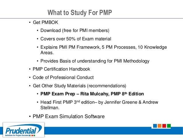 Pmp exam prep pass the exam in a month orientation seminar more information fandeluxe Image collections