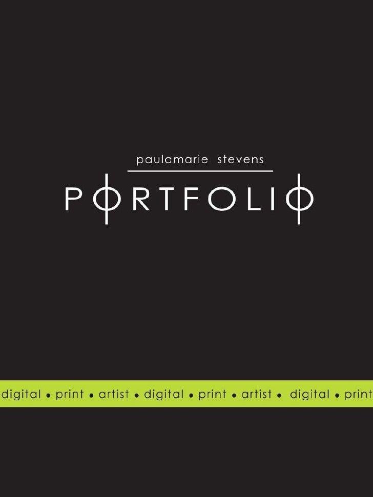 Pm Portfolio 3
