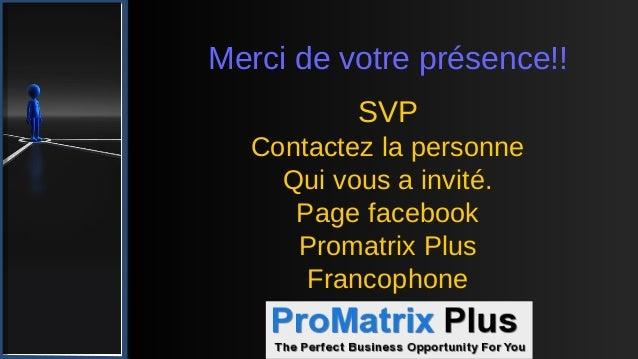 Promatrixplus