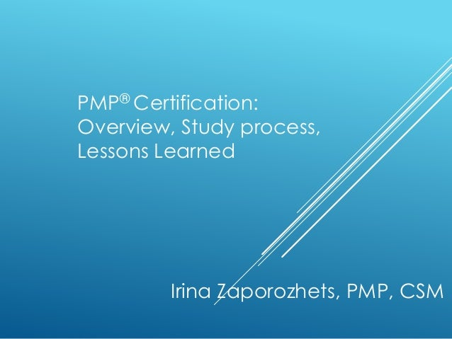 2019 FREE PMP Certification Training | Online Free PMP ...