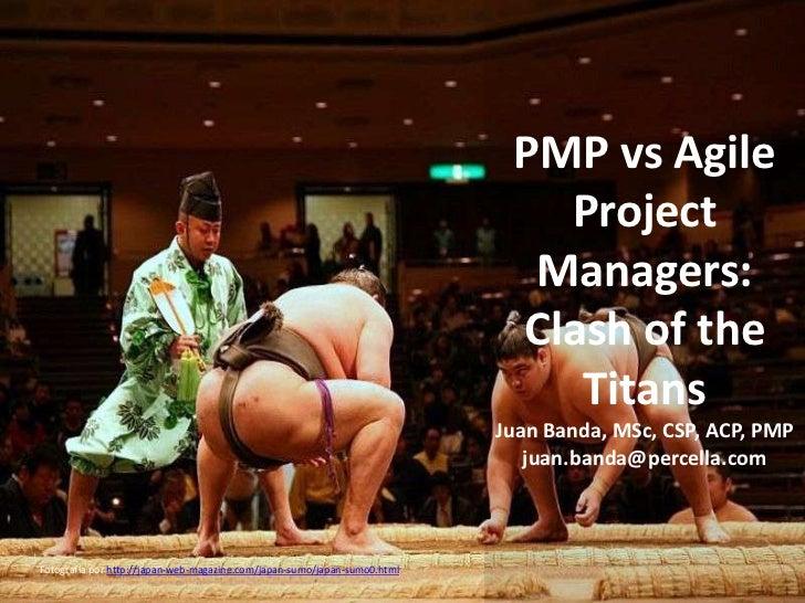 PMP vs Agile                                                                              Project                         ...