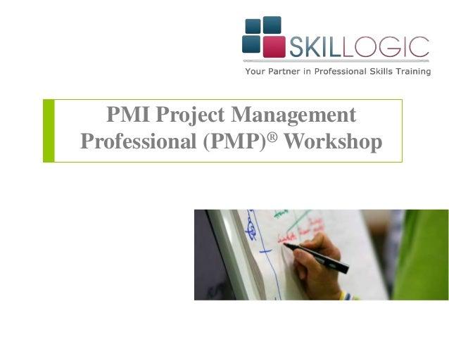 PMI Project Management Professional (PMP)® Workshop