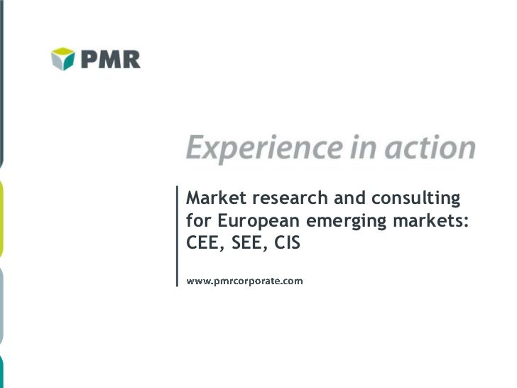Market research and consultingfor European emerging markets:CEE, SEE, CIS