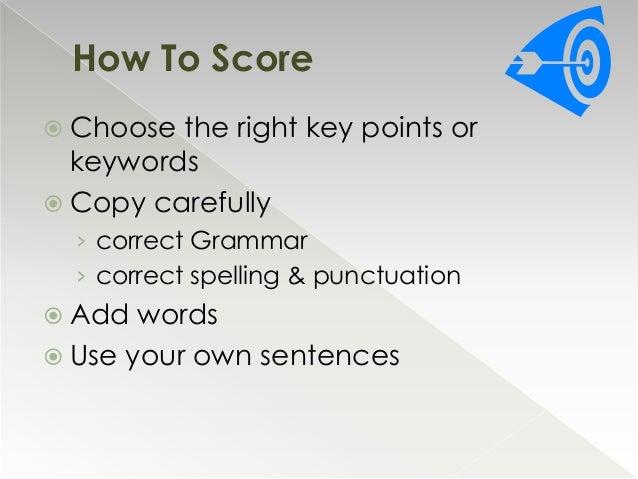 PMR English Language Examination Seminar (Paper 2: Section C)
