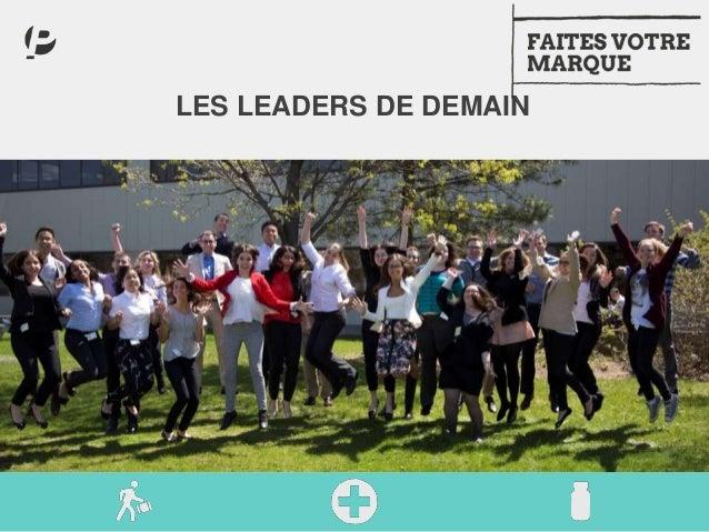 LES LEADERS DE DEMAIN