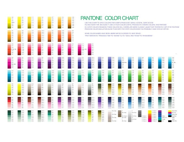 Pms Color Chart Superpantoncititos