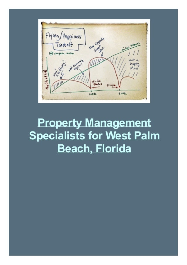 Property Management Specialists for West Palm Beach, Florida