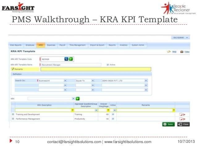 Appraisal Management Tool