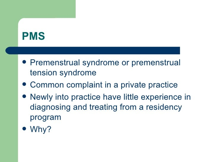 Pmdd treatment ssri sexual dysfunction