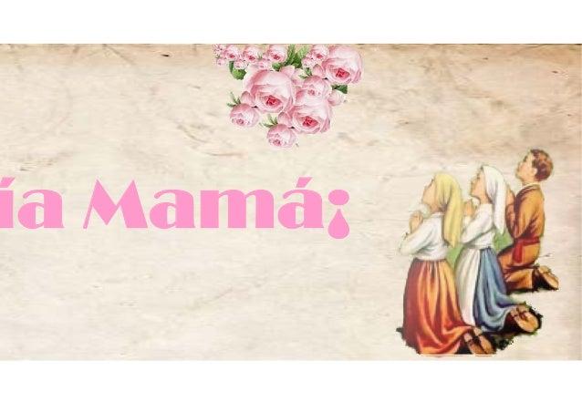 Periodico Mural Por El Dia De La Madre Y Nuestra Senora De Fatima