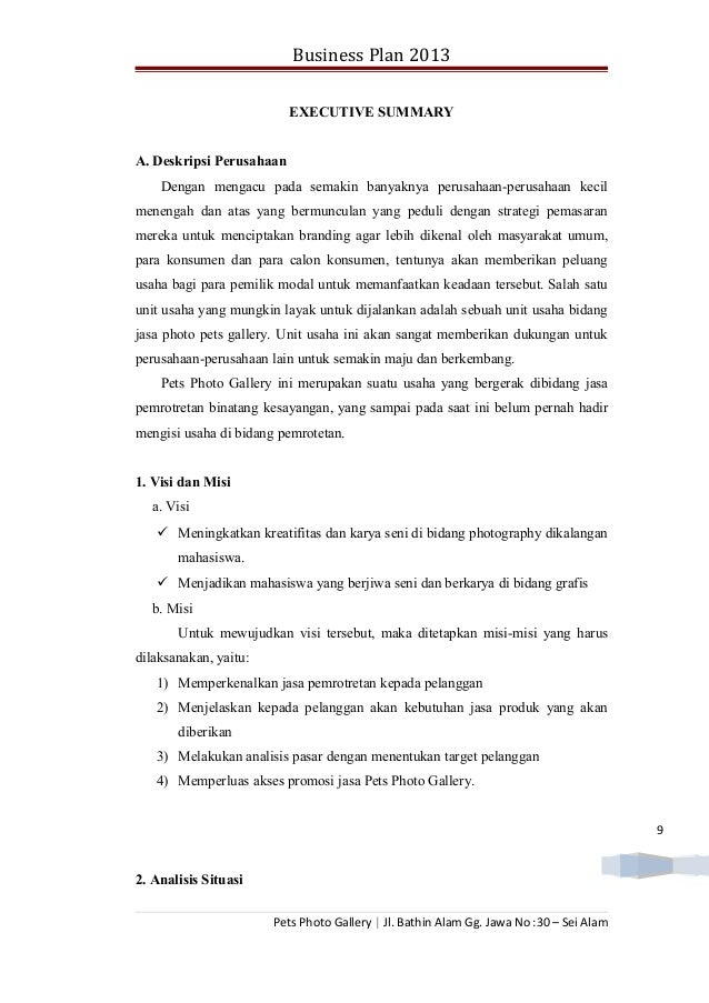 Appendix for thesis format ukm