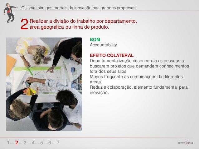 3 1 – 2 – 3 – 4 – 5 – 6 – 7 Usar ferramentas de avaliação de desempenho, recompensa e reconhecimento para garantir a entre...