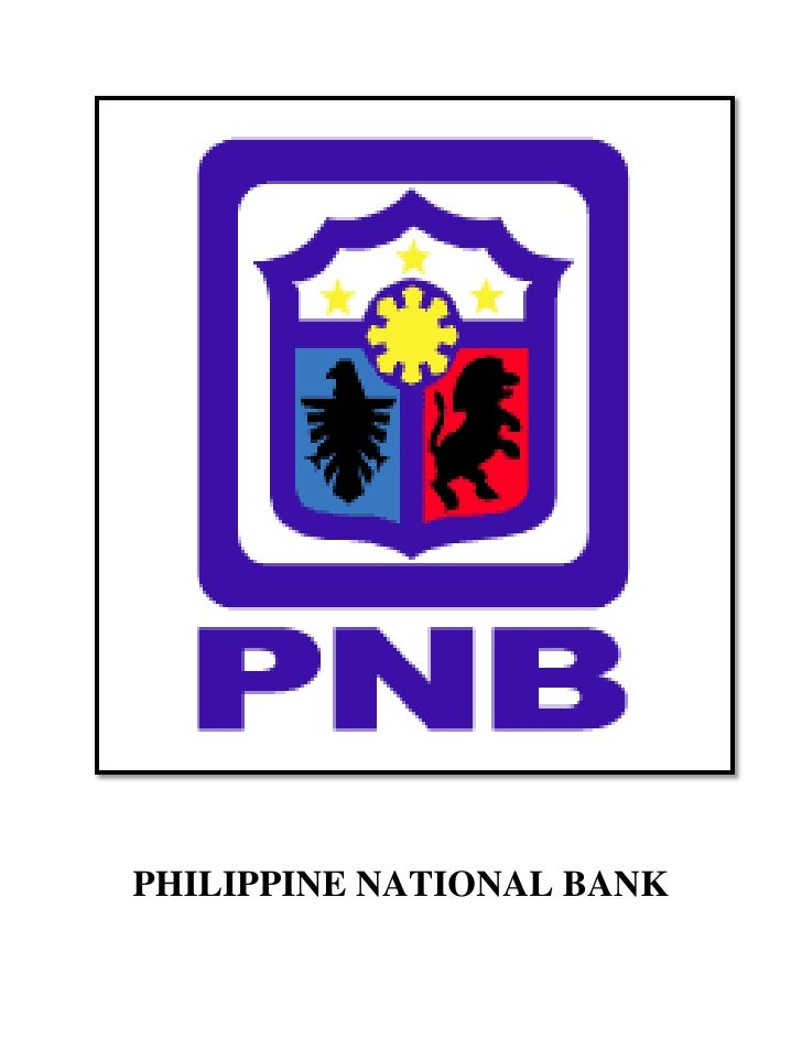 swot of philippine national bank Pnb - philippine national bank 283k likes one of the largest banks in the country with a wide array of competitive banking products community.