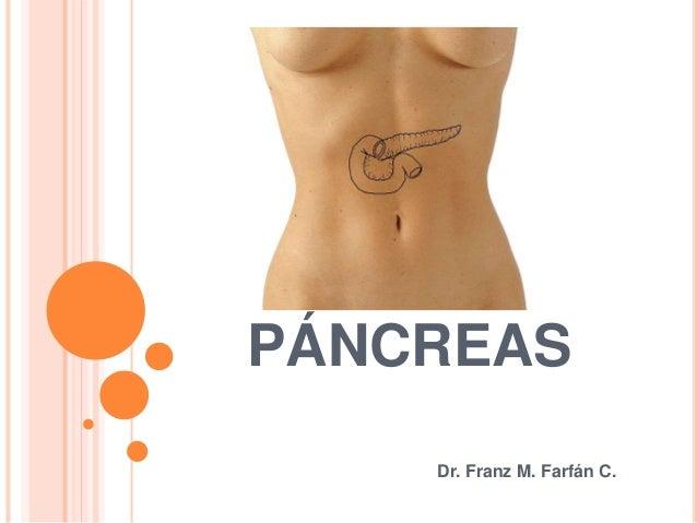 Pancreas dr