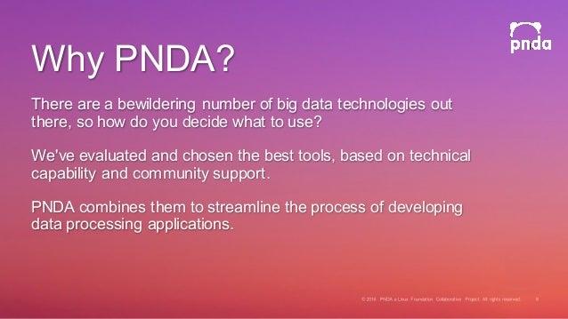 PNDA - Platform for Network Data Analytics