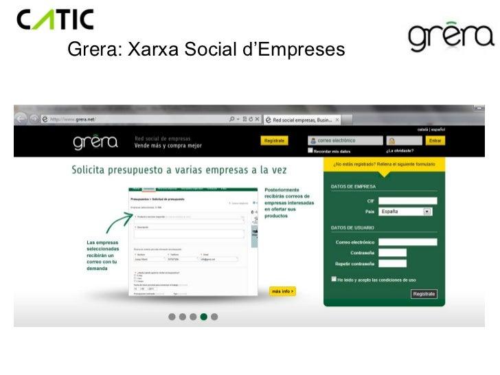 Grera: Xarxa Social d'Empreses