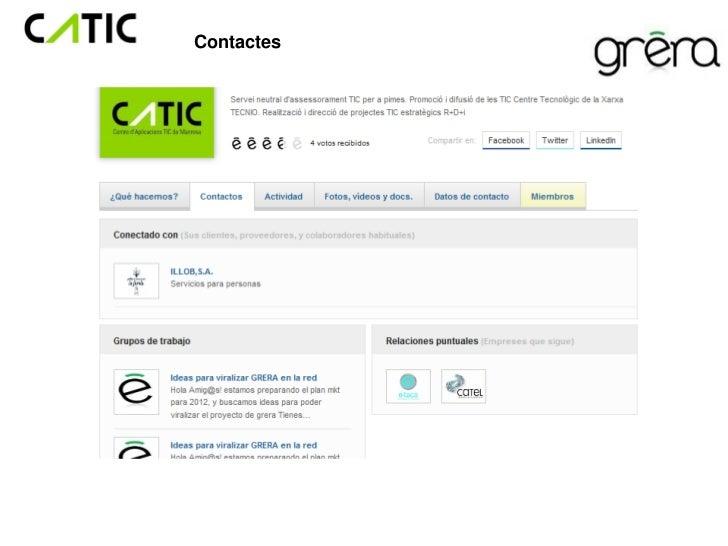 Contactes