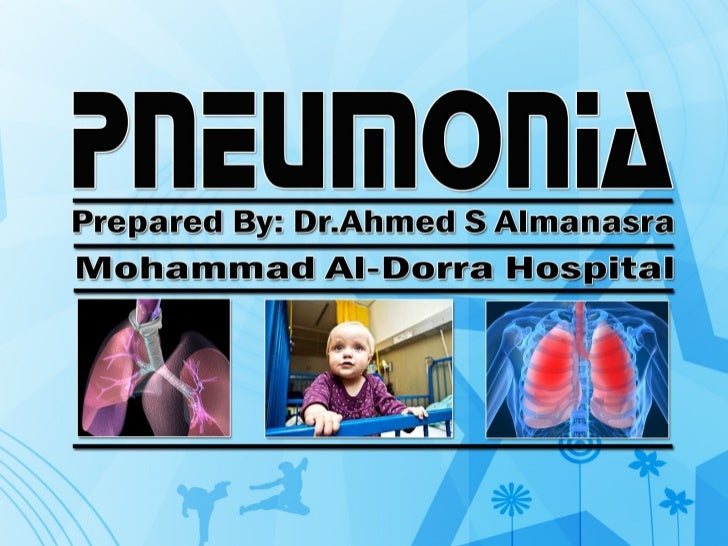 PNEUMONIA• Pneumonia is an inflammation of the parenchyma of  the lung.  - Most cases of pneunomin are  caused by microorg...