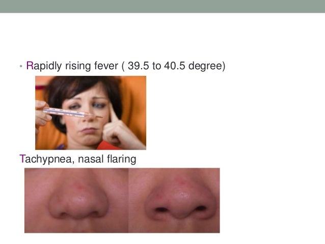Fever Causes  Acute Sudden and Chronic Persistent