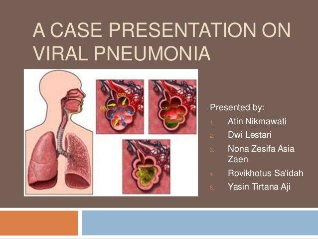 Nursing Case Study Community Acquired Pneumonia