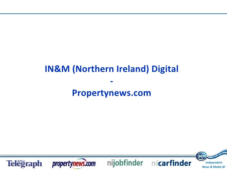 IN&M (Northern Ireland) Digital - Propertynews.com