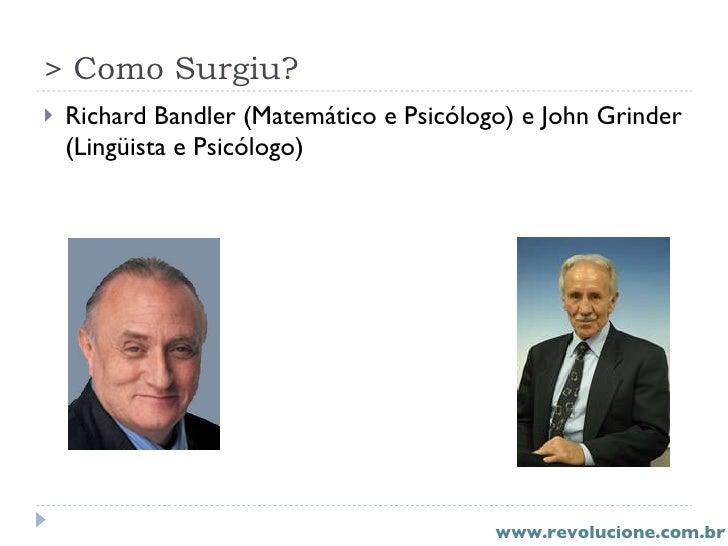 Programação Neurolinguística (PNL) Slide 3