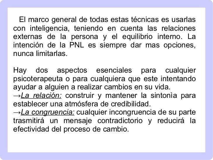 Conceptos PNL
