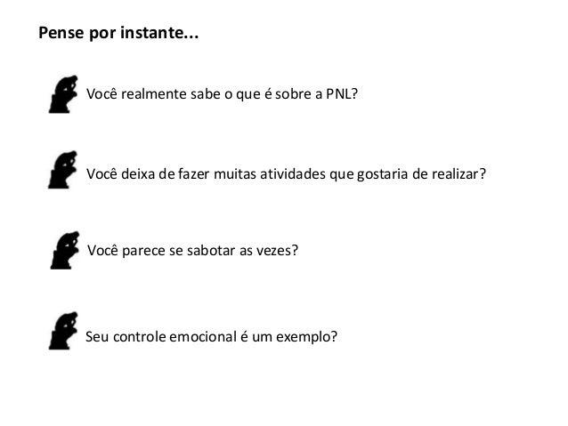 Programação Neurolinguistica - PNL Slide 2
