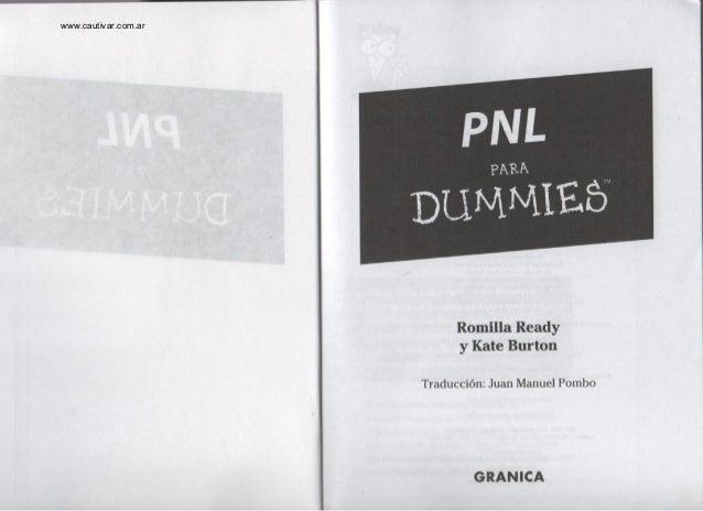 Aprender PNL