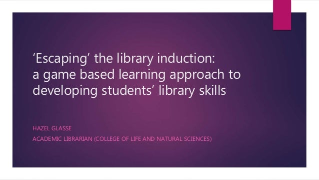 University of Derby Libraries  5 libraries – 5 campuses  4.8 FTE Academic Librarians across 5 colleges  1 Assistant Aca...