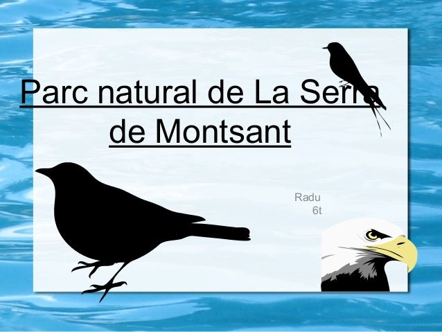 Parc natural de La Serra de Montsant Radu 6t