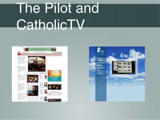 Pilot New Media: Parish Websites: Best Practices for