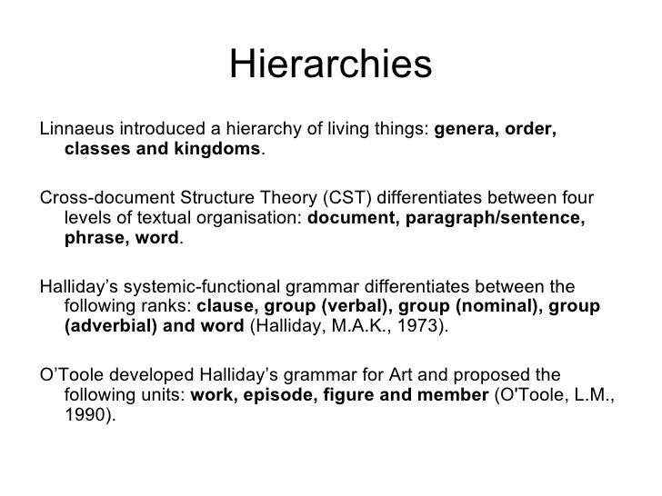 Towards a Taxonomy of Polymorphic Works Slide 3