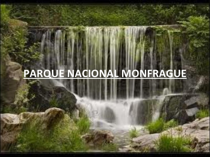 PARQUE NACIONAL MONFRAGUE