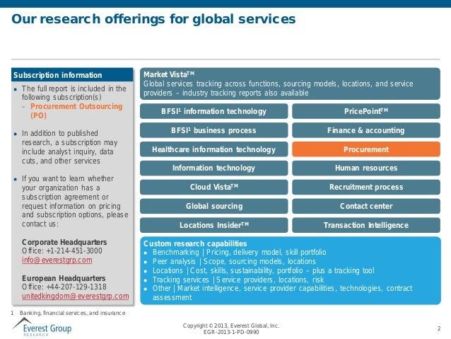 PO Service Provider Profile Compendium Slide 2