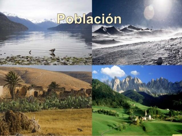 U 1: NIVELES DE ORGANIZACION   La Población     conjunto de organismos de la misma especie que    conviven en tiempo y e...