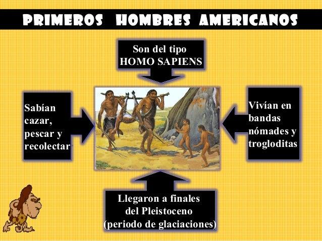 Poblamiento América Slide 2