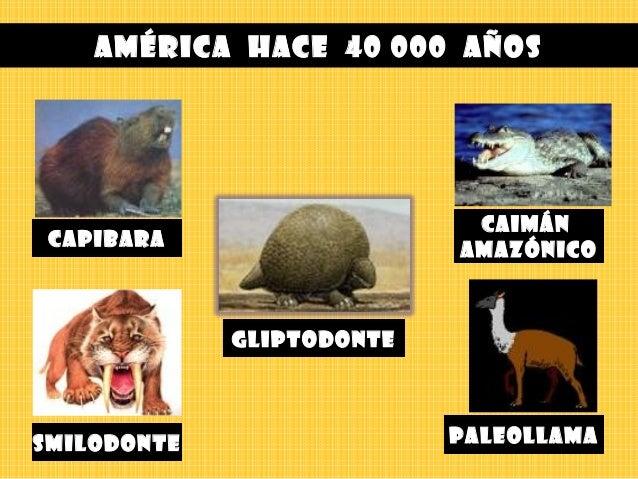 Poblamiento América Slide 3