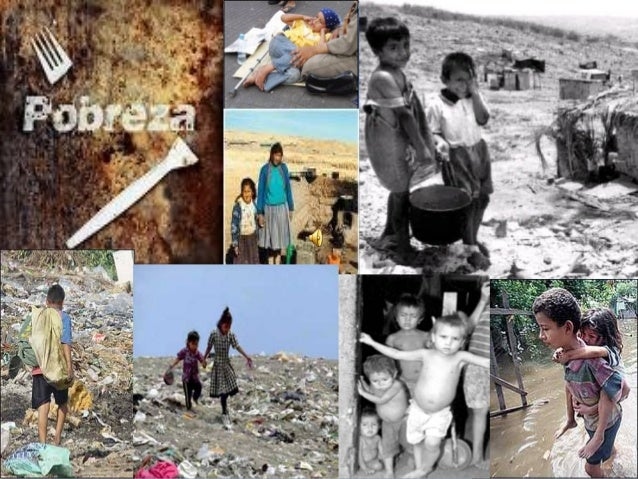 POBREZAPOBREZA ●Objetivo: Conocer las causas de la pobreza.