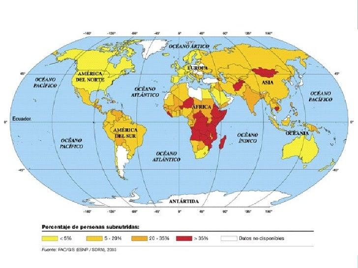 Pobreza y hambre en el mundo for El mundo del mueble sillones