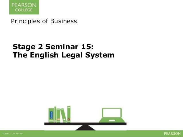 Pob stage 2 the english legal system seminar 15 slides post ole principles of business stage 2 seminar 15 the english legal system ccuart Gallery