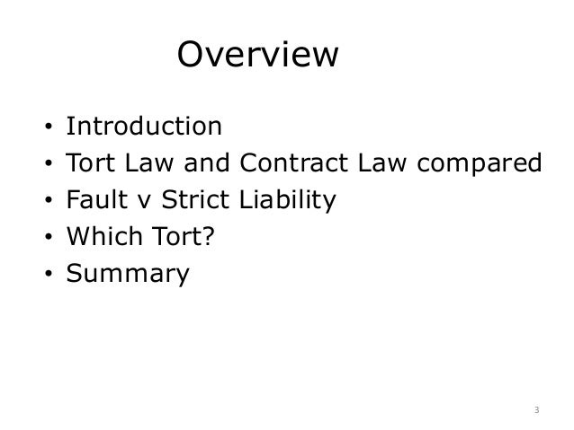distinguish strict liability from general tortious liability Tort and act describe the nature  task 2 distinguish strict liability from general tortuous liability in many torts the  general tortious liability occurred.